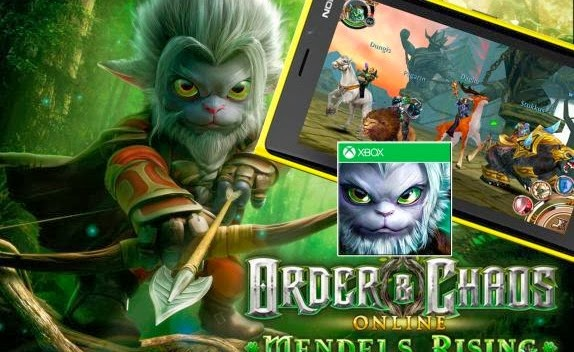 WP8 ONLY] Order & Chaos v1 1 0 0 (1GB) Windows Phone Game